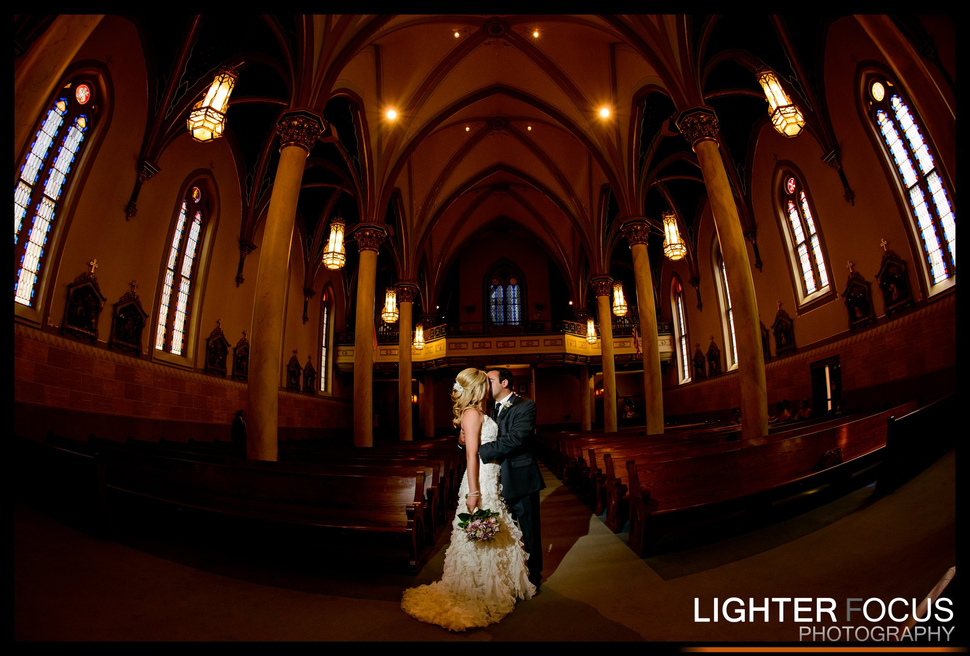 Joe & Ashley | Jefferson City Wedding | Lighter Focus Photography