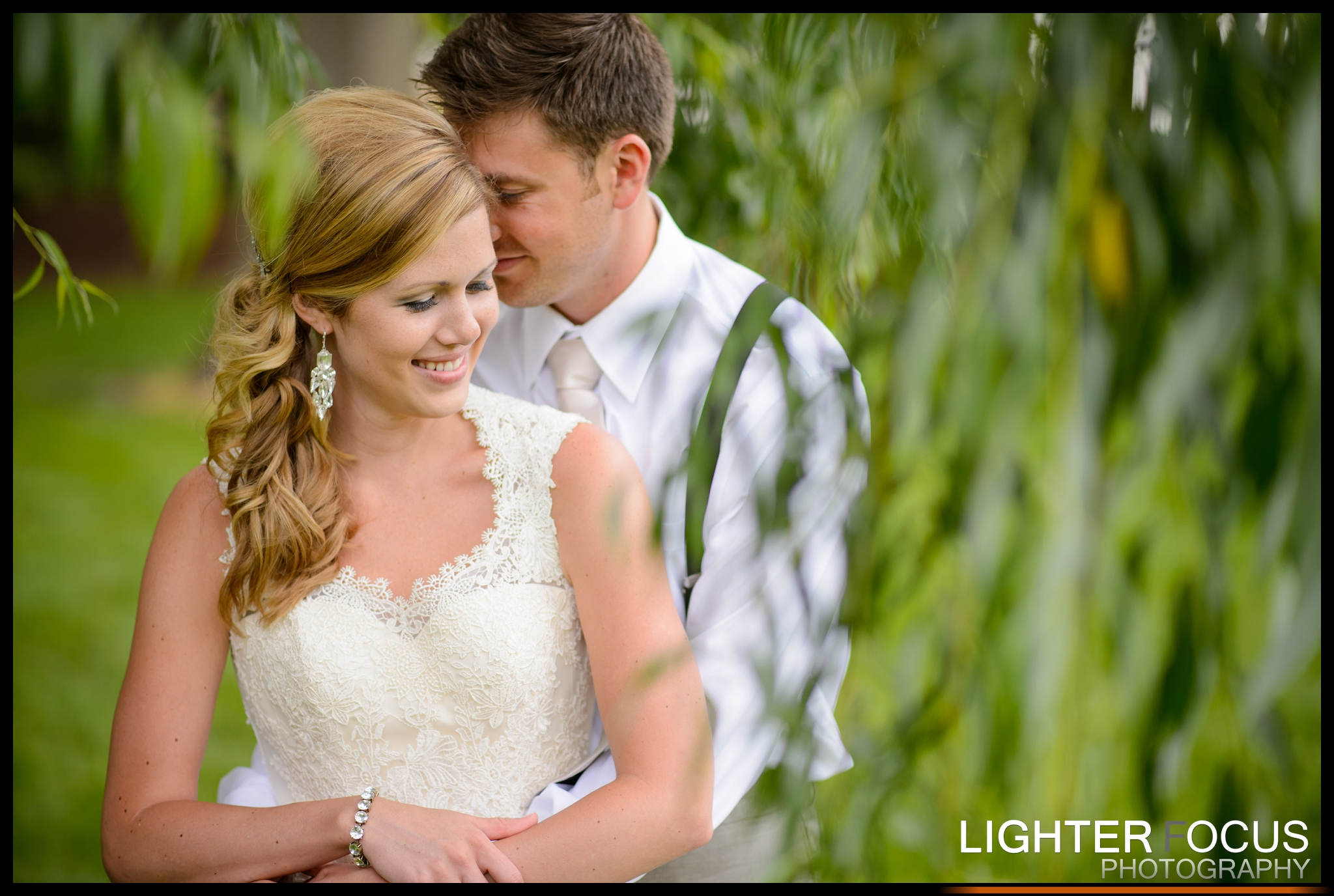 Doug & Adrienne | Lighter Focus Photography | Columbia wedding photographer
