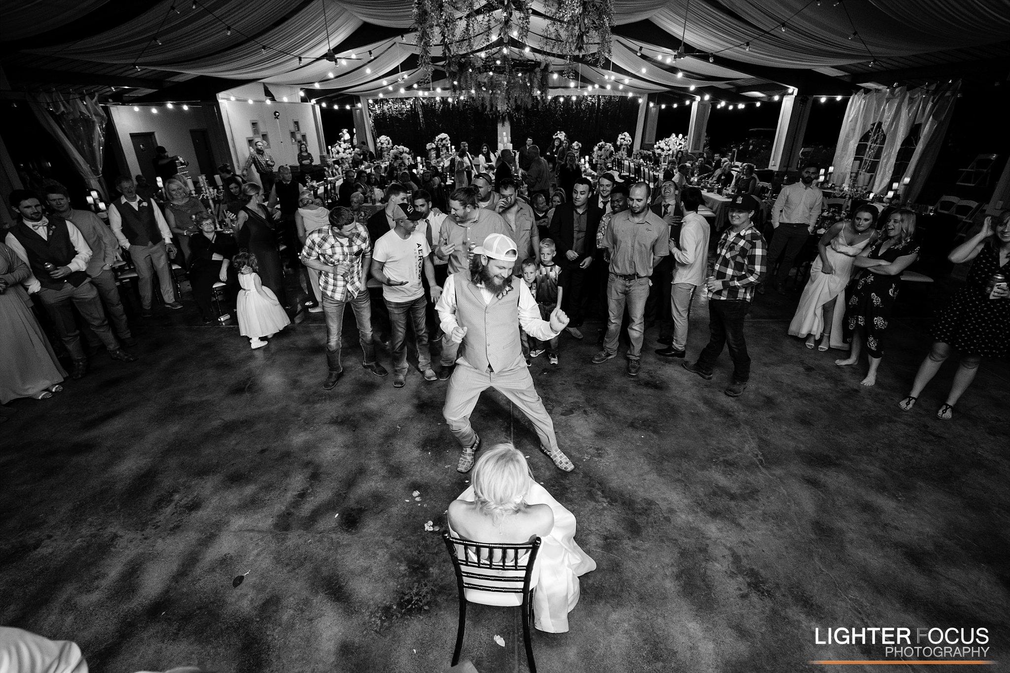 Wasserlauf Valley wedding