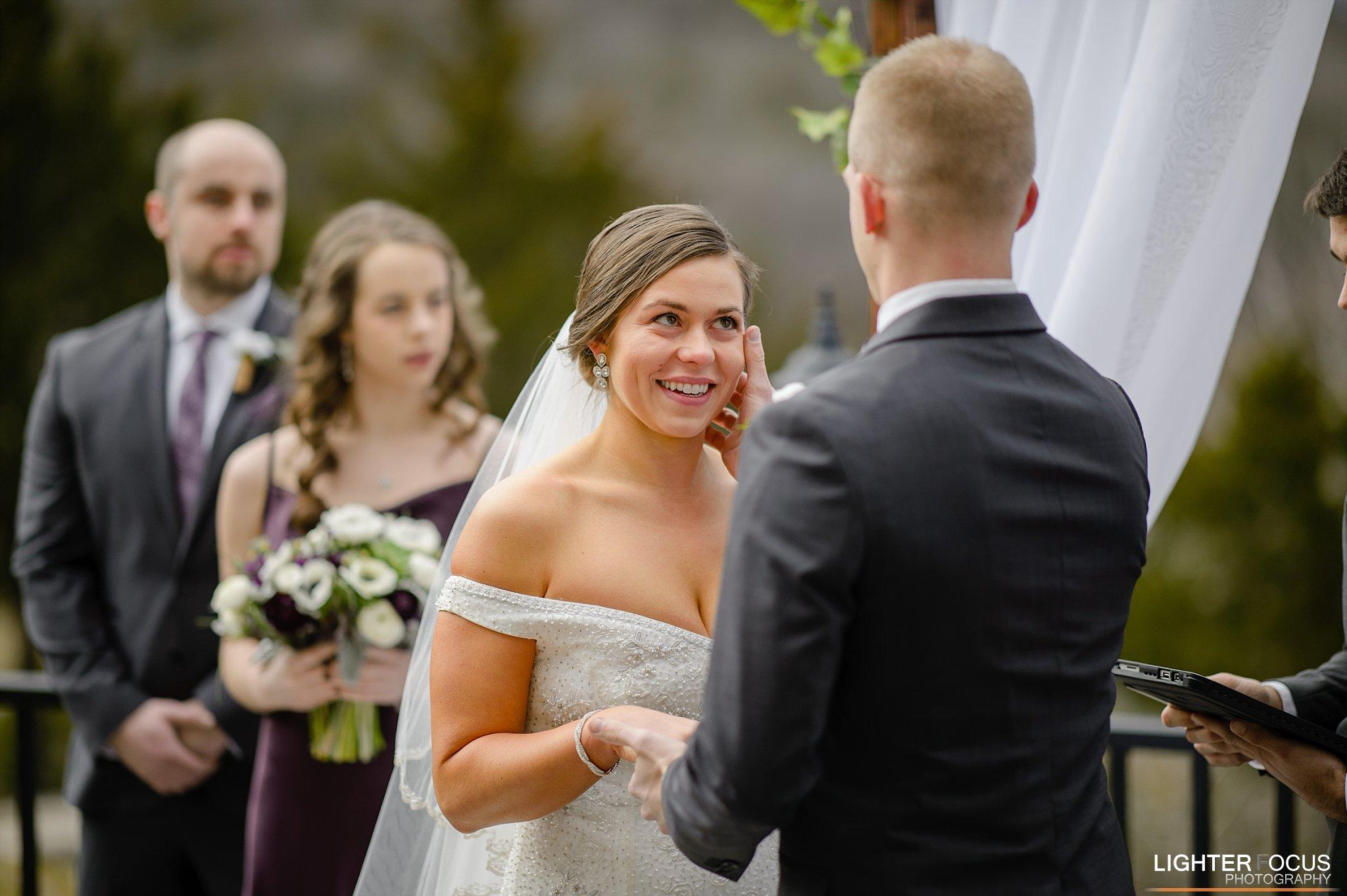 Kindhook Castle wedding