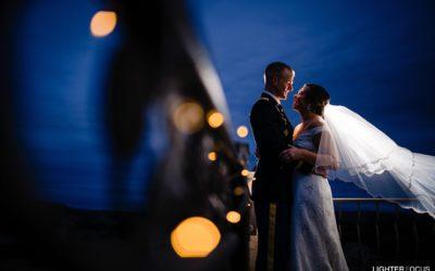 Craig & Danielle | Lake of the Ozark wedding venue | Kinderhook Castle